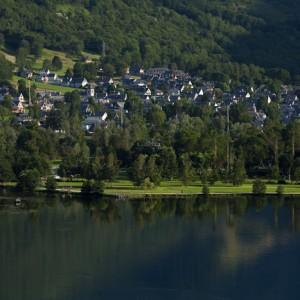Le lac de Génos Loudenvielle