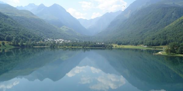 Le lac Génos-Loudenvielle