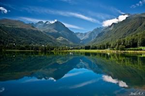 Visite-découverte : Le lac de Génos-Loudenvielle