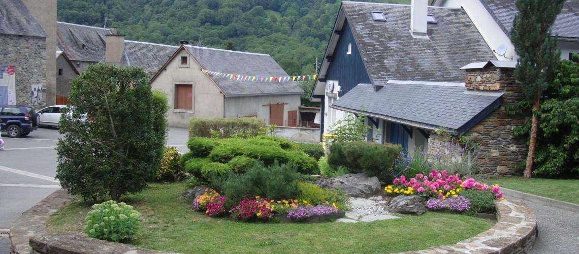 Mairie jardins