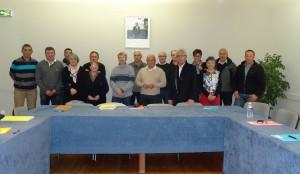Les conseils municipaux d'Armenteule et de Loudenvielle sont désormais réunis  pour gérer la commune nouvelle.