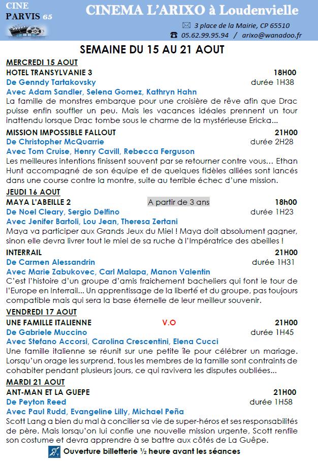 programme-cinema-arixo-du-15-au-21-aout