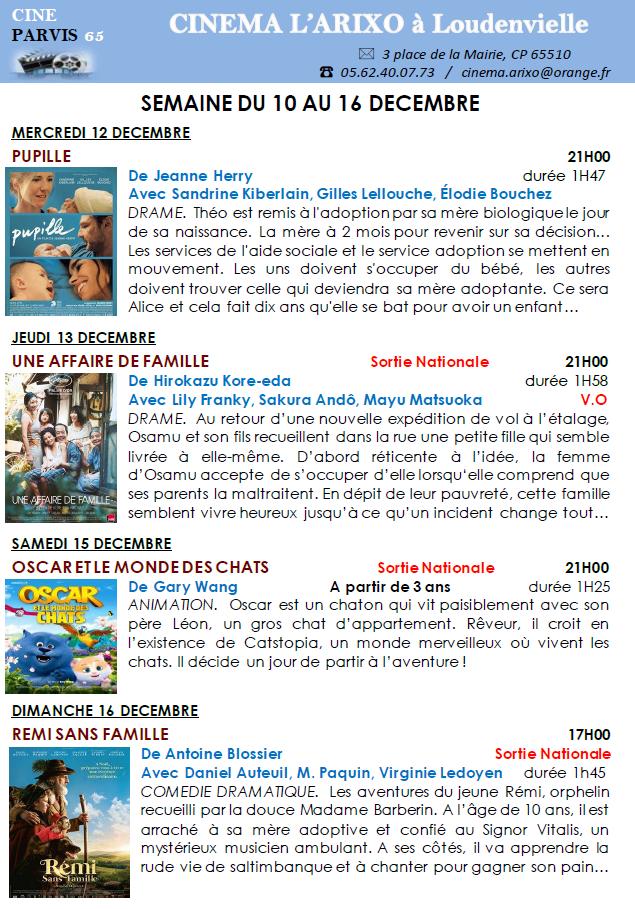 programme-cinema-loudenvielle-arixo-du-10-au-16-decembre