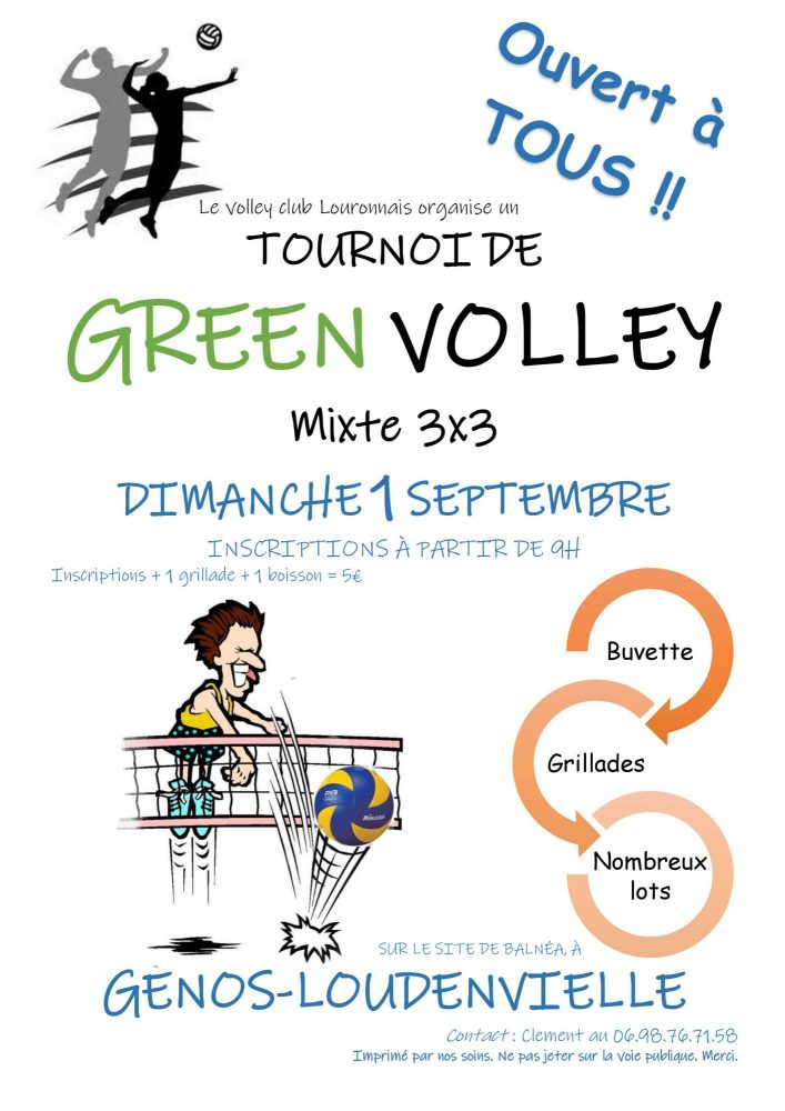 Green Volley 2019