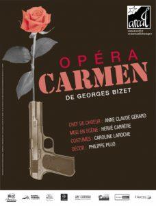 Opéra CARMEN avec l'Arcal