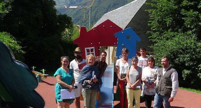 label-villes-et-villages-fleuris-loudenvielle-fleur