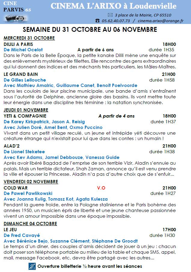 programme-cinema-31-octobre-au-06-novembre-arixo-loudenvielle