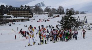 Une nouvelle compétition de ski alpinisme dans le Louron