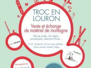 Troc en Louron : vente et échange de matériel de montagne