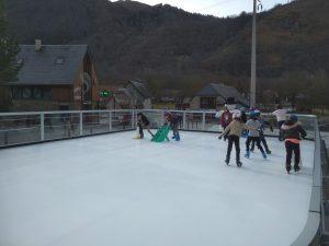 Horaires d'ouverture de la patinoire à Loudenvielle