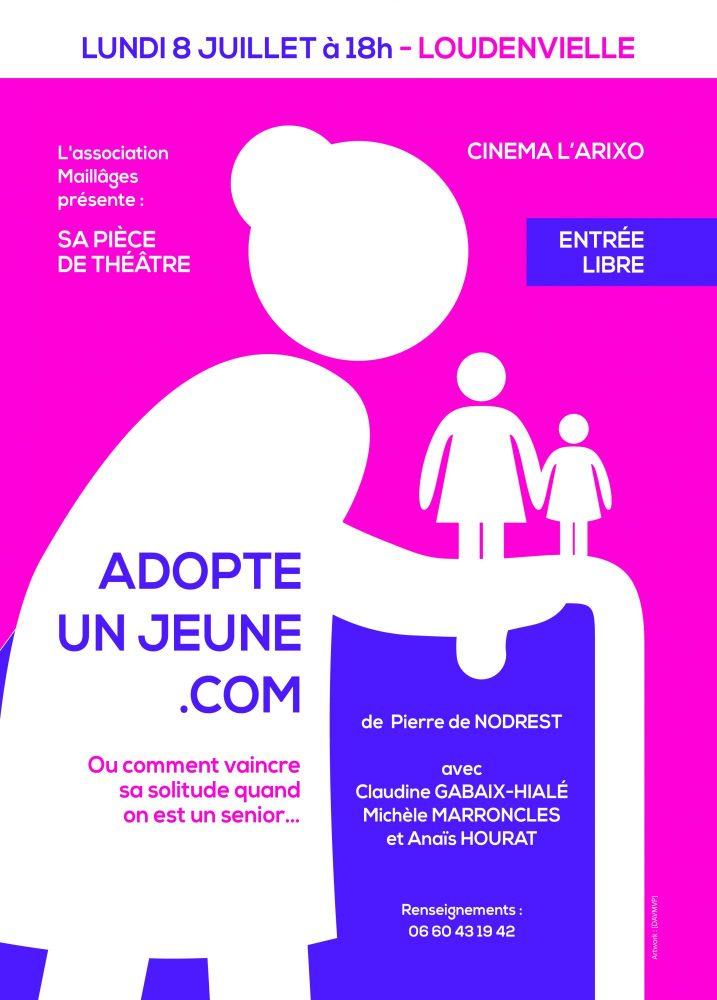 affiche-loudenvielle-theatre-maillage-adopte-un-jeune