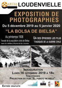 Exposition La Bolsa de Bielsa