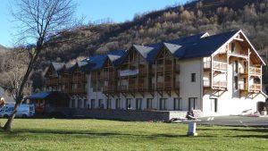Le Mercure Hôtel au cœur du village
