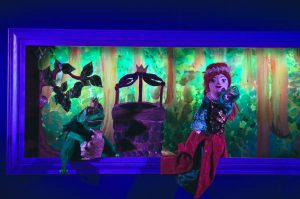 Spectacle pour enfants :  Le Théâtre des Pantouflards